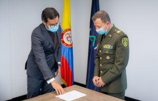 Nuevo Director de la Policía Fiscal y Aduanera toma posesión de su cargo