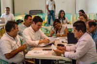 Propuestas de comerciantes formales e informales llegan al Plan de Desarrollo