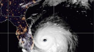 Dorian se degrada a categoría 2 tras paso devastador en Bahamas