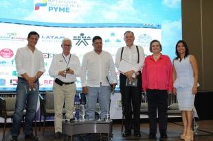 Candidatos presidenciales dan una mirada hacia las Pymes