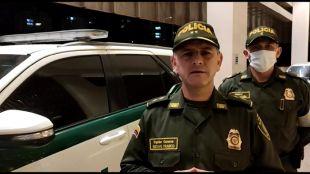 En Barranquilla La Polfa realiza campaña radial para dar a conocer la línea Anticontrabando