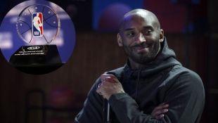 """Trofeo """"Jugador Más Valioso de la NBA"""" se llamará Kobe Bryant"""