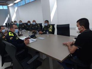 La Fuerza Pública nos está demostrando su compromiso con la seguridad de Soledad: Ucrós Rosales