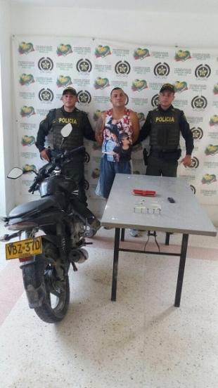 Capturan a delincuente que tenía azotado al barrio el Concorde en Malambo