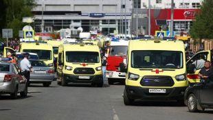 Tiroteo deja al menos nueve muertos en Kazan, Rusia