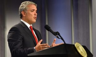 Duque anuncia recompensa de $3.000 millones por exjefes de las Farc que aparecen en el vídeo
