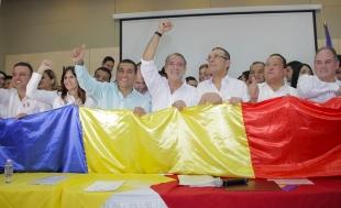 Siete gobernadores le ponen la firma a la constitución de la RAP Caribe