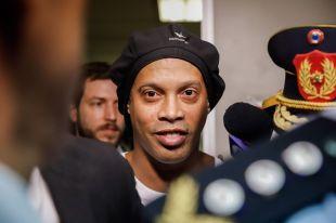 Ronaldinho queda preso en una cárcel de narcos y políticos corruptos
