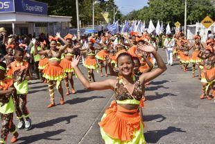 Carnaval del Suroccidente, uno de los mejores exponentes de Barranquilla