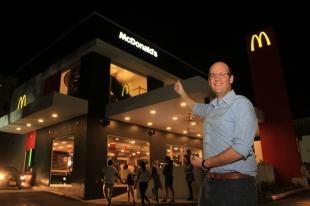 El McDonald's más moderno de Colombia  llegó a Barranquilla