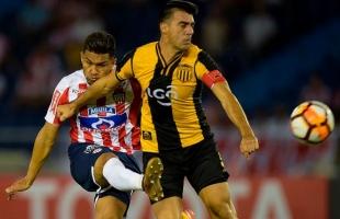 Junior venció 1-0 a Guaraní en el Metropilitano
