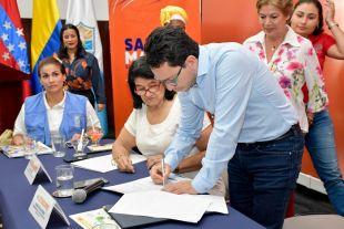 Magdalena será el Departamento pilar para el afianzamiento de la paz territorial