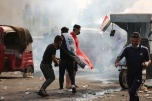 Tiroteo contra manifestantes en Irak deja al menos 25 muertos