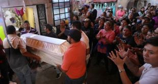 Autoridades mexicanas confirman que la niña Fátima, también fue violada