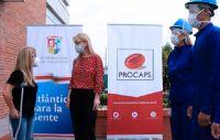 Gobernación recibe donación de medicamentos para pacientes con Covid-19 del Atlántico