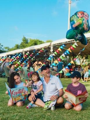 'Libraq al Parque'´Se tomó a Barranquilla