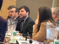 Jaime Pumarejo presentó oficialmente a los directivos del BID, la Asamblea 2020