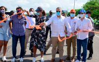 Presidente Duque puso al servicio de la comunidad 7 km de doble calzada entre Barranquilla y Cartagena