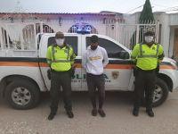 Por ofrecer $18.000 a uniformados de la Policía Nacional fue capturado por el delito de Cohecho